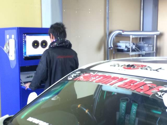 パワー測定器も導入!1000馬力測定可能!通常5.000円が『goopitを見た』で税込4.000円
