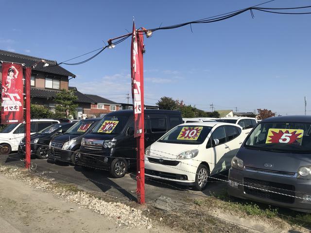 名古屋にも展示場有ります。展示車輌以外にも在庫がございます!是非一度お問い合わせください!