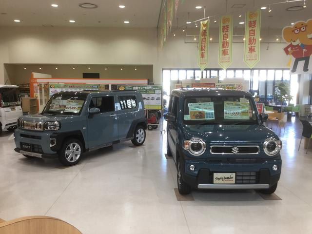 スーパージャンボ稲沢店 in オートプラザ ラビット 軽自動車専門店(4枚目)