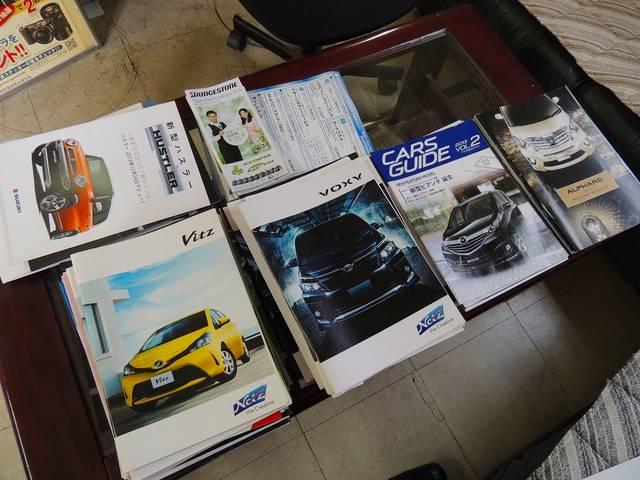 各メーカーの新車も取り扱っておりますので、ご相談ください。
