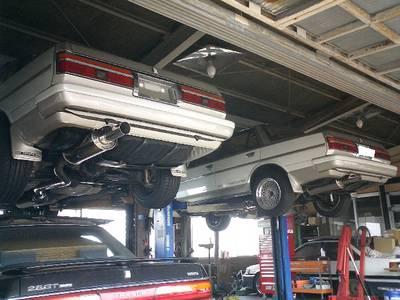 特にメンテナンスの難しい旧車の整備も♪