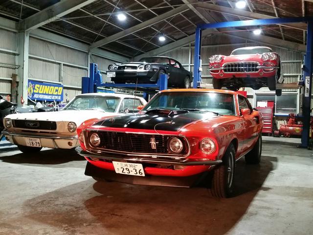 輸入車・国産車整備専門店 AMS Ando Motor Service