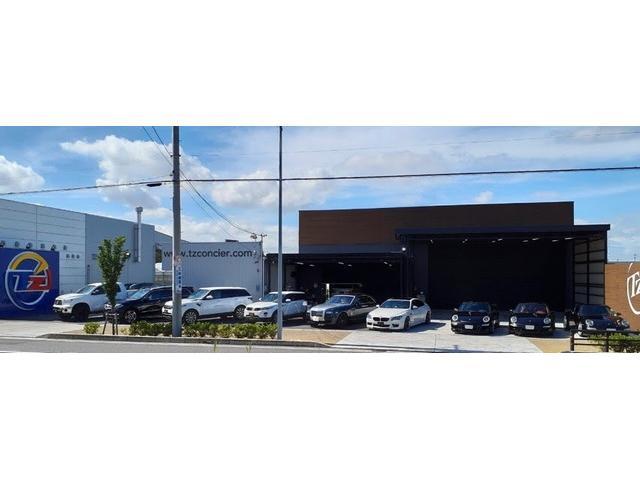 ティーズコンシェル 名古屋茶屋店(レクサス/ベンツ/BMW/ポルシェ/レンジローバー/ダッジ/シボレー/クライスラー/Jeep)