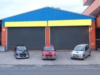 silver road auto factory