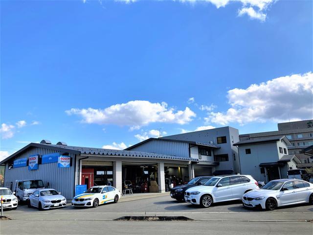 頼んで納得、確実な作業を目指しています!世界的なボッシュカーサービス。国家指定整備工場でもあります。