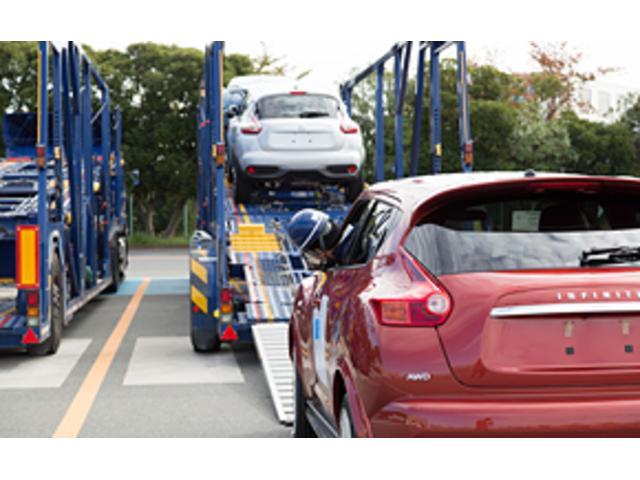 積載車完備。離島もOK!日本全国どこへでも納車が可能です。県外のお客様もお気軽にお問合せ下さい☆