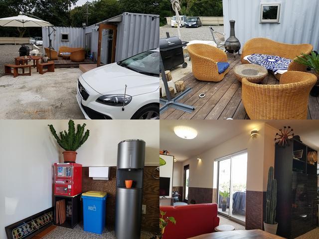 広大な敷地内に自作ウッドデッキやバーベキュー、家庭菜園をご家族でお楽しみ頂けるスペースも!