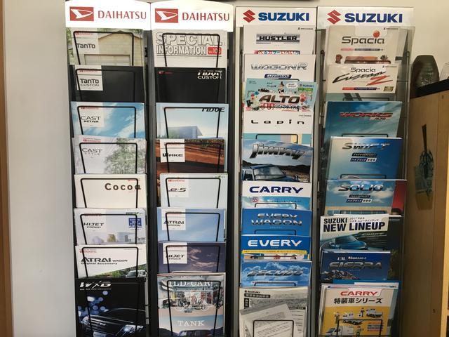 各種メーカーの新車販売も行っております。注文販売もできますので、一度ご相談ください。