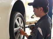 足回りなどの駆動系の修理もグッドスピードにお任せ下さい。