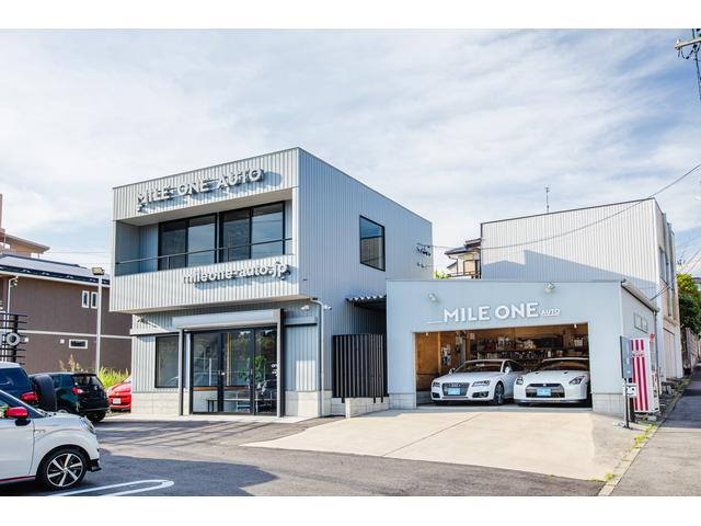 MILE ONE マイルワン 車販売/メンテナンス/車検/修理