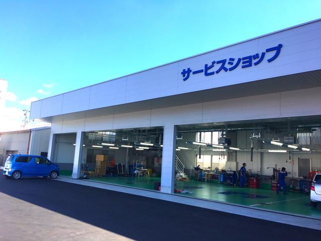 (株)スズキ自販中部 U'sSTATION安城(4枚目)