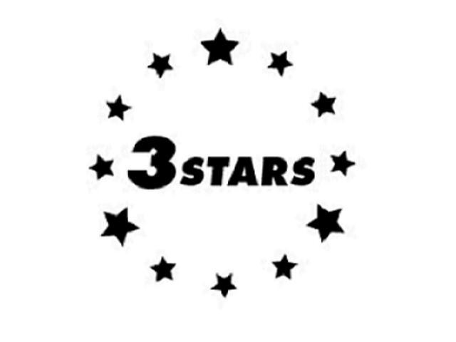3STRAS(スリースターズ)