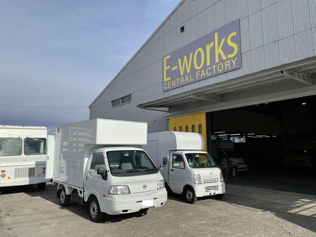 移動販売車 キッチンカー専門店E-WORKS 名古屋本店(4枚目)