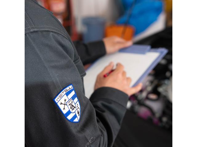 車検・点検時には必要に応じて代車を無料貸し出し可能。