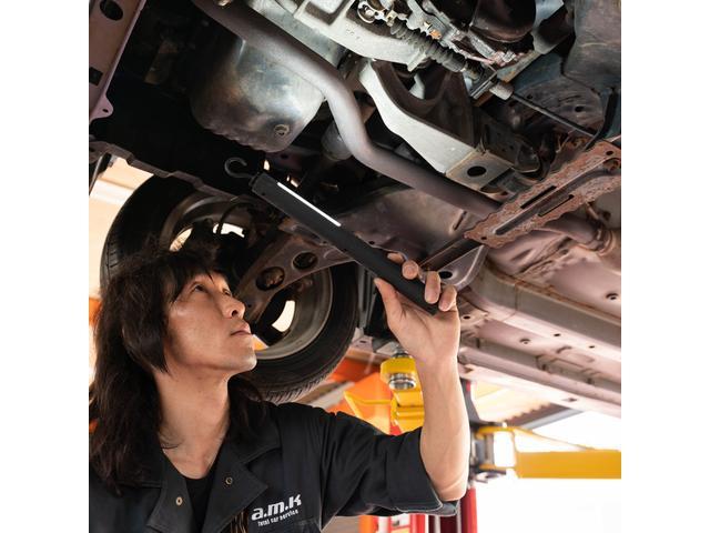 整備のプロスタッフがお客様の愛車を全力でサポートします。