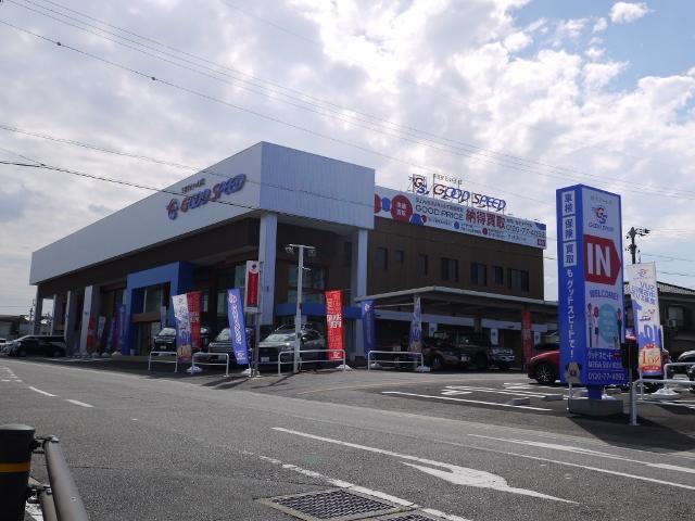 「SUVといえばグッドスピード」のフレーズでおなじみ東海地区最大級のSUV専門店!