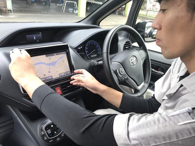 ナビやドライブレコーダーの持込取付承っております。