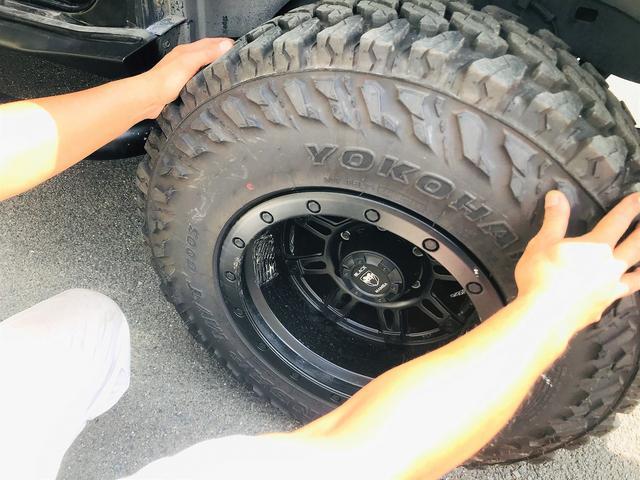 タイヤ交換もOKです