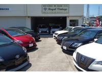 RoyalVintageでは、展示車両はもちろん、お客様のご希望の車両を予算に合わせてお探しします!