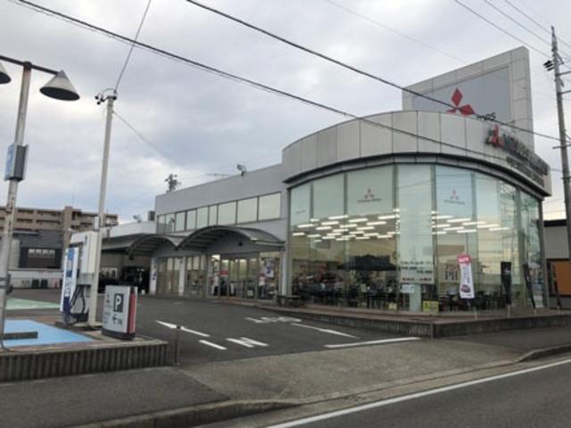 西日本三菱自動車販売株式会社 三好木之本店