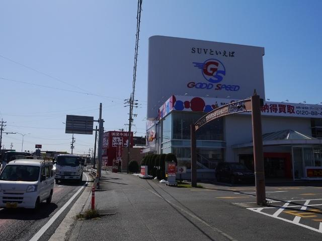 伊勢湾岸自動車道の東海ICを降りて車で約3分、名古屋市の中心部からは約20分とアクセス良好!