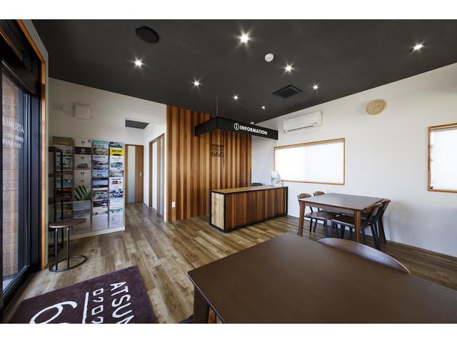 軽自動車専門店 ATSUMI660 アツミロクロクマル豊川店(2枚目)
