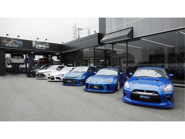 KUHL RACING OSAKA(クール レーシング 大阪) プレミアムミニバン・ワゴン&スポーツSUVコンプリートカー(2枚目)