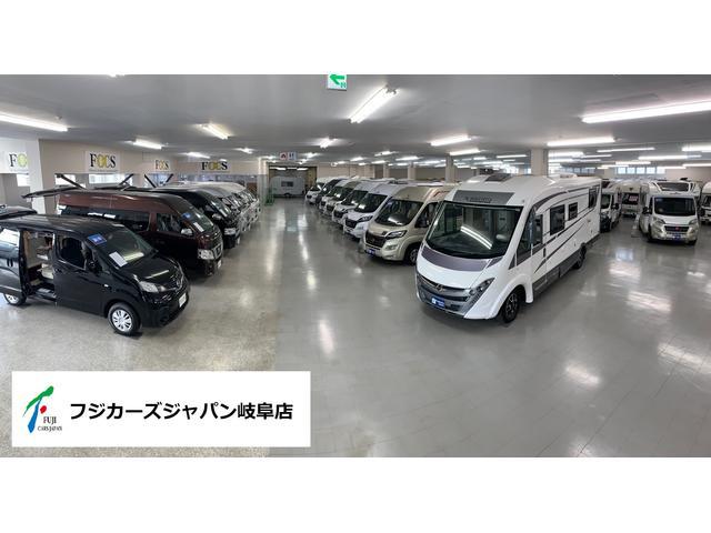 (株)フジカーズジャパン 岐阜 移動販売車 キッチンカー ケータリングカー