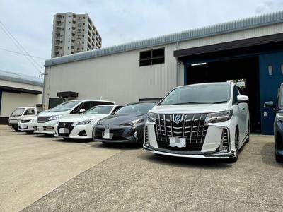 新車の販売もバッチリお任せください!