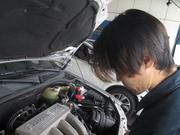 メカニック 国家2級整備士 藤吉 雅幸