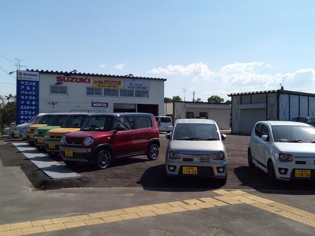 格安マンスリーレンタカーを取り扱っている「レンタカー札幌」を併設しております。ご相談ください!