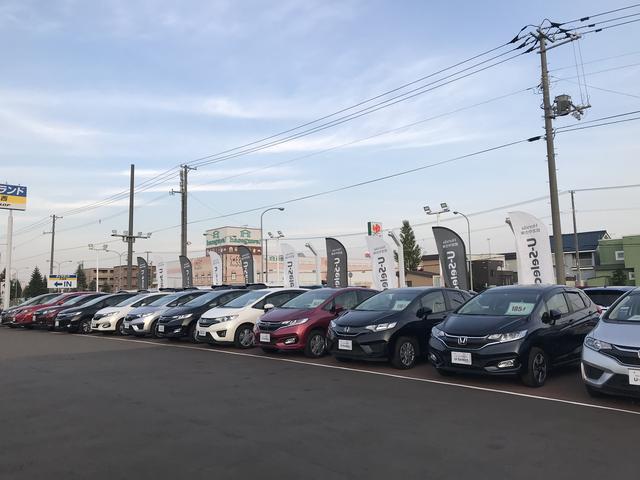 Honda Cars 北海道 U-Select西宮の沢(4枚目)