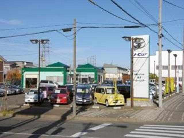 「北海道」の中古車販売店「札幌トヨペット(株)室蘭マイカーセンター」