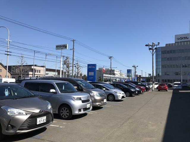 ネッツトヨタ札幌(株)中古車あつべつ店(2枚目)