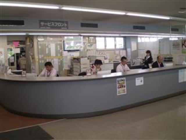 札幌トヨタ自動車(株)岩見沢支店(5枚目)