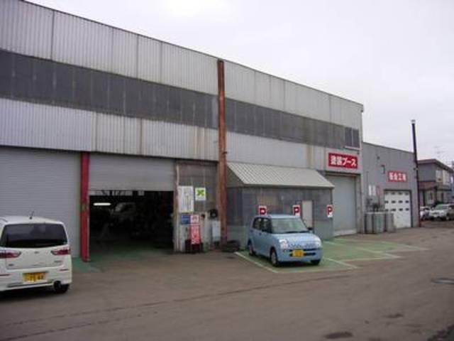 運輸局指定工場を完備