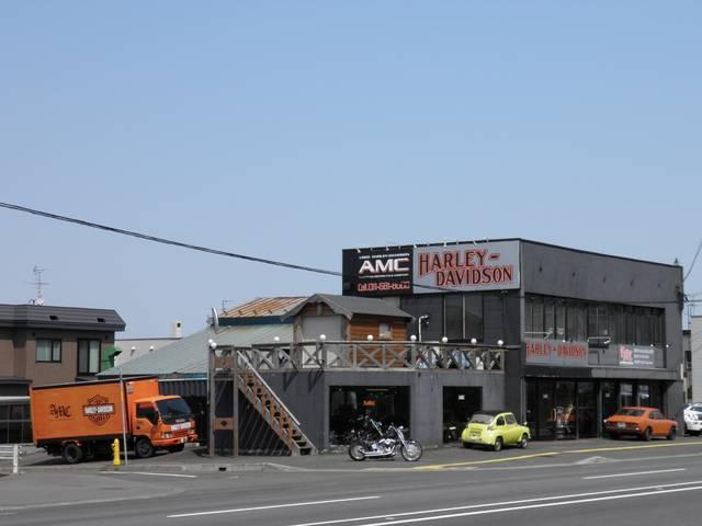 AMC HARLEY-DAVIDSON&Cars(2枚目)