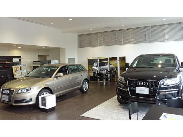 Audi Q7 & A3SportBack