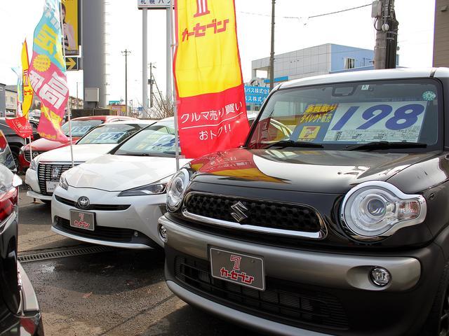 カーセブン 36号清田店(5枚目)