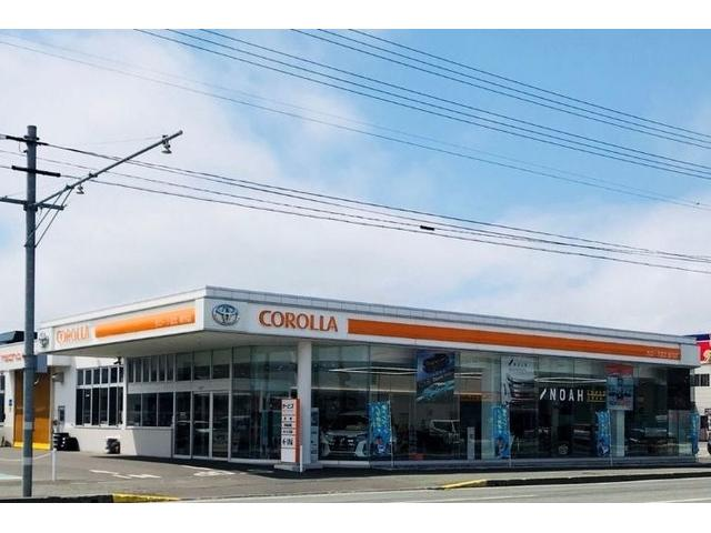 トヨタカローラ道北(株) 稚内店