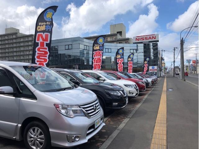 北海道日産自動車(株)北店(1枚目)