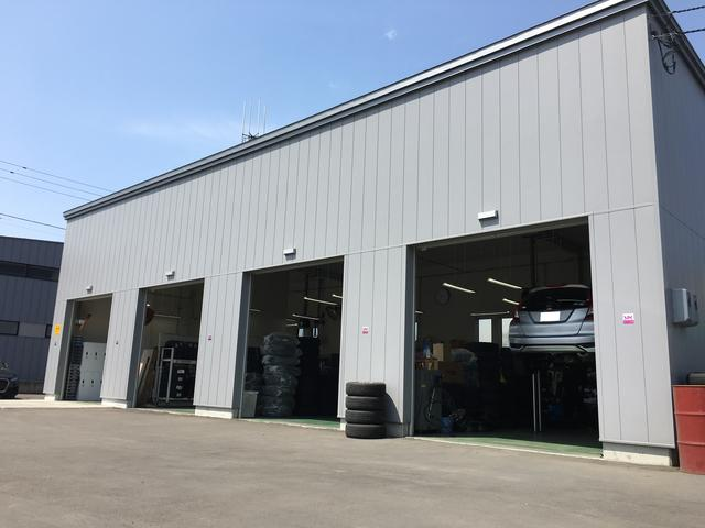 新工場オープン!認証工場です!ディーラー出身整備士の安心メンテナンス!