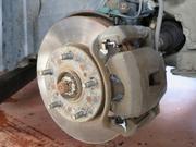 ブレーキなどの足回り修理、整備