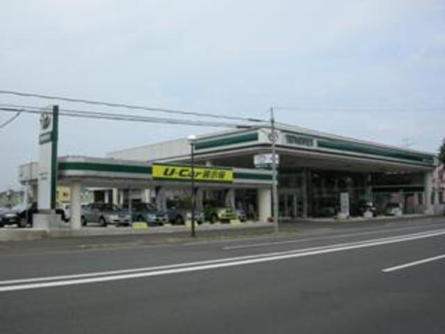 「北海道」の中古車販売店「札幌トヨペット(株) 新琴似店」