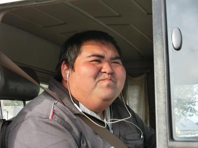取締役店長の中津貴広です。