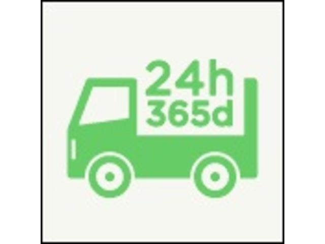 3.全国24時間 365日対応ロードサービスが付いています