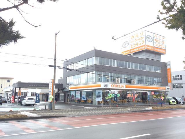 トヨタカローラ苫小牧株式会社 U-Car室蘭店(6枚目)