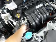 エンジン、プラグ、ラジエターなどの修理、交換、整備