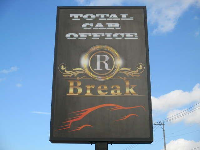 TOTAL CAR OFFICE R Break(1枚目)