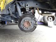 足回り・ブレーキ修理/整備